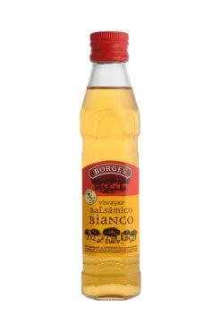 Vinagre Borges balsámico bianco 250 ml