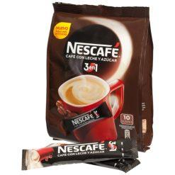 Café Nescafé 3 en 1 10 sobres 180 g