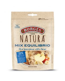 Cocktail Natura Borges frutos secos 130 g