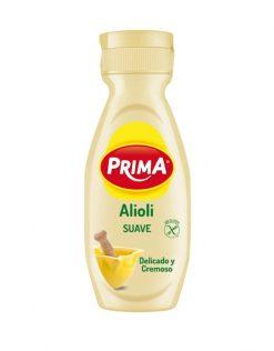 Salsa Alioli Prima suave 300 ml