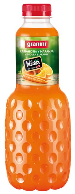 Néctar Granini zanahoria+naranja 1 l