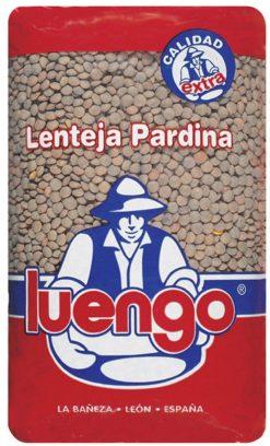 Lenteja Luengo Pardina extra 1 kg