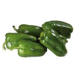 Pimiento verde kg
