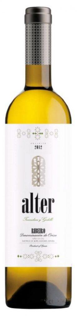 Vino Ribeiro Alter blanco 75 cl