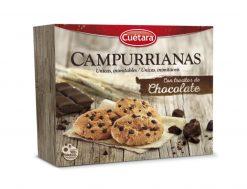 Galletas Cuétara Campurrianas chocolate 450 g