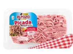 Carne picada mixta ElPozo 500 g