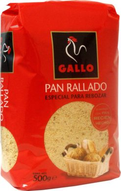 Pan rallado Gallo 500 g