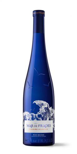Vino Albariño Mar de Frades 75 cl