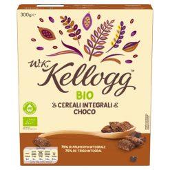 Cereales Kellogg's integrales chocolate bio 300 g