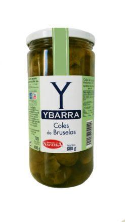 Coles de Bruselas Ybarra 400 g