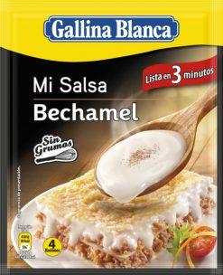 Salsa Gallina Blanca bechamel horno 39 g