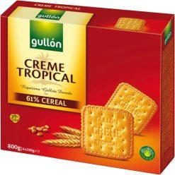 Galletas Gullón Creme Tropical 800 g