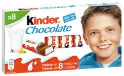 Kinder chocolate T-8 100 g
