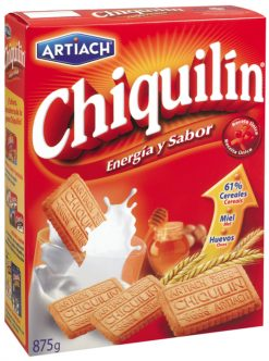 Galletas Chiquilín Artiach 875 g