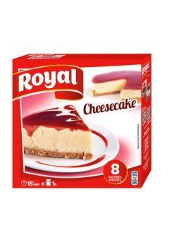 Pastel Royal de queso 325 g
