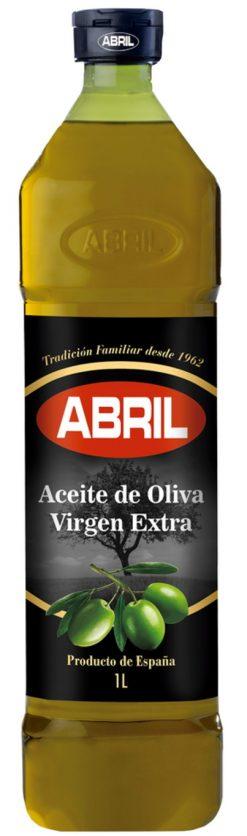 Aceite Abril virgen extra 1 l