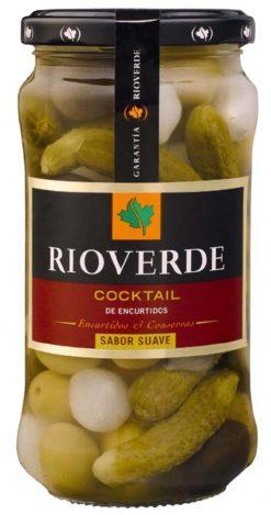 Cocktail Rioverde frasco 180 g