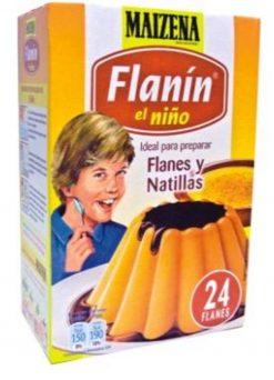 Flanín Maizena El Niño 6x32 g 24 raciones