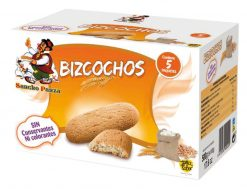 Bizcochos Sancho Panza caja 500 g