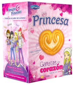 Galleta Princesa Artiach 120 g