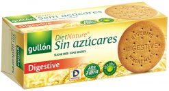 Galletas Gullón DietNature Digestive sin azúcares 400g
