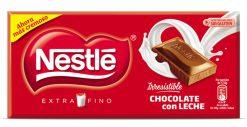 Chocolate Nestlé con leche 125 g