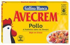 Caldo Avecrem pollo 18 pastillas 180g