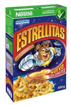 Cereales Nestlé Estrellitas 450 g