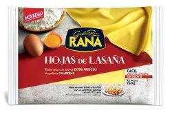 Hojas Rana lasaña huevos frescos 250 g