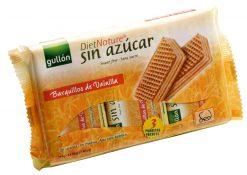 Galletas Gullón DietNature barquillos de vainilla sin azúcar 210 g