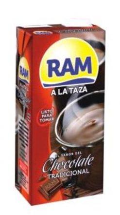Chocolate Ram a la taza brik 1 l