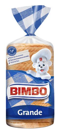 Pan molde Bimbo grande 375 g