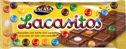 Chocolate Lacasa Lacasitos leche 100 g