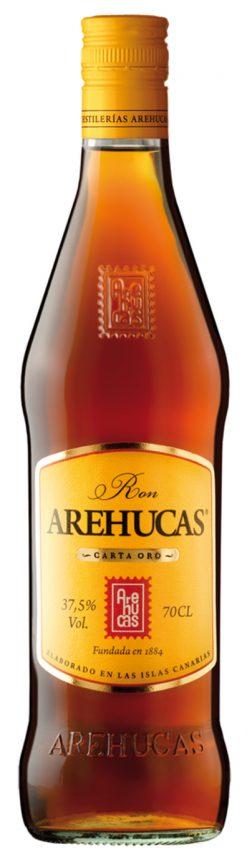Ron Arehucas Carta Oro 70 cl