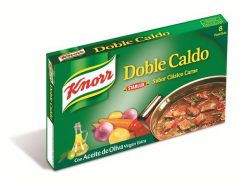 Caldo Knorr carne 8 pastillas 80g