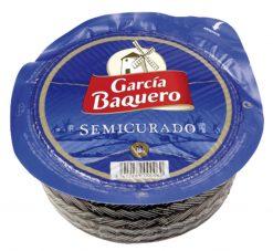 Queso G. Baquero semi curado 930g u