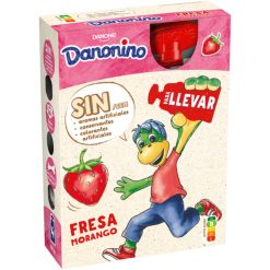 Danonino Pouch fresa 4x70 g
