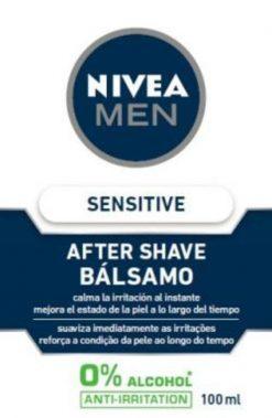 After shave Nivea bálsamo sensit.100 ml
