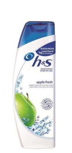 Champú H&S anticaspa apple fresh 360ml