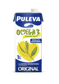 Leche Puleva Omega 3 1 l