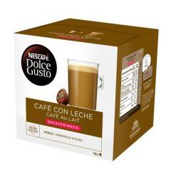 Café cápsulas Nescafé Dolce Gusto con leche descafeinado 16 u