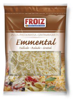 Queso Froiz rallado Emmental 200 g