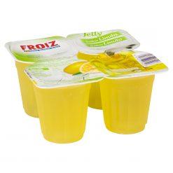 Jelly Froiz sabor limón 4x100 g