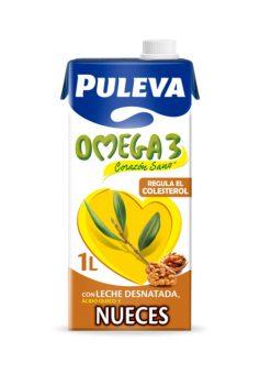 Leche Puleva Omega 3 nuez 1 l