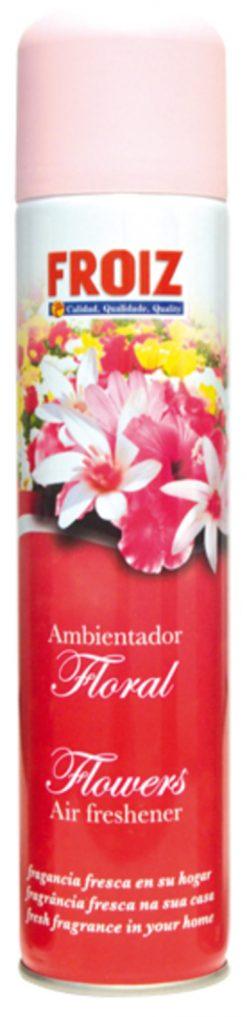 Ambientador Froiz floral spray 300 ml