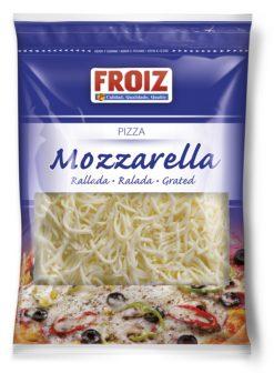 Queso Froiz rallado Mozzarella 200 g