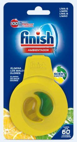 Ambientador Finish limón 60 lav