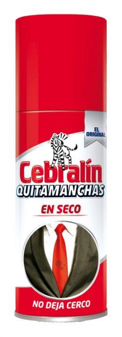 Quitamanchas Cebralin spray 200 ml
