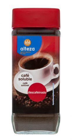 Café Alteza soluble descafeinado 200 g