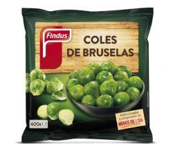 Coles Bruselas Findus 400 g